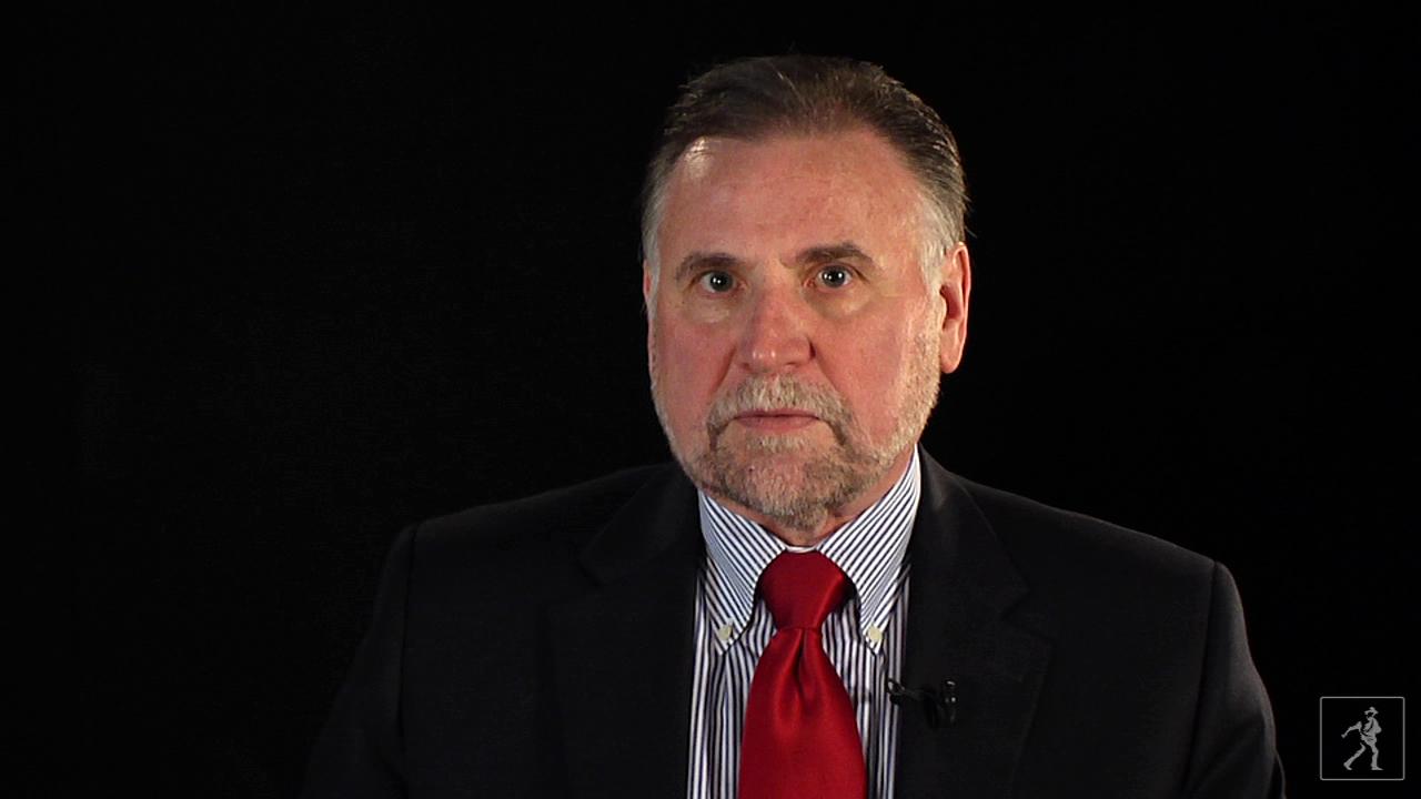 Author Brian Jennings on Censorship