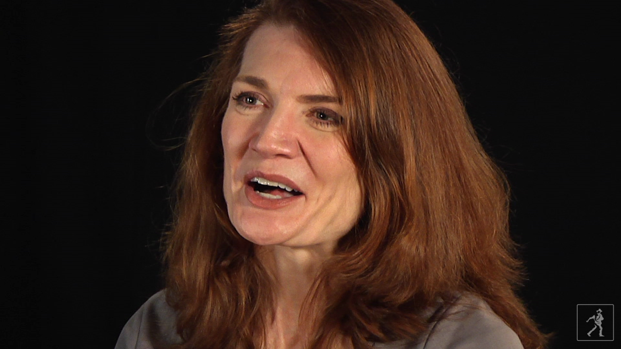 Novelist Jeannette Walls unveils her new novel HALF BROKE HORSES