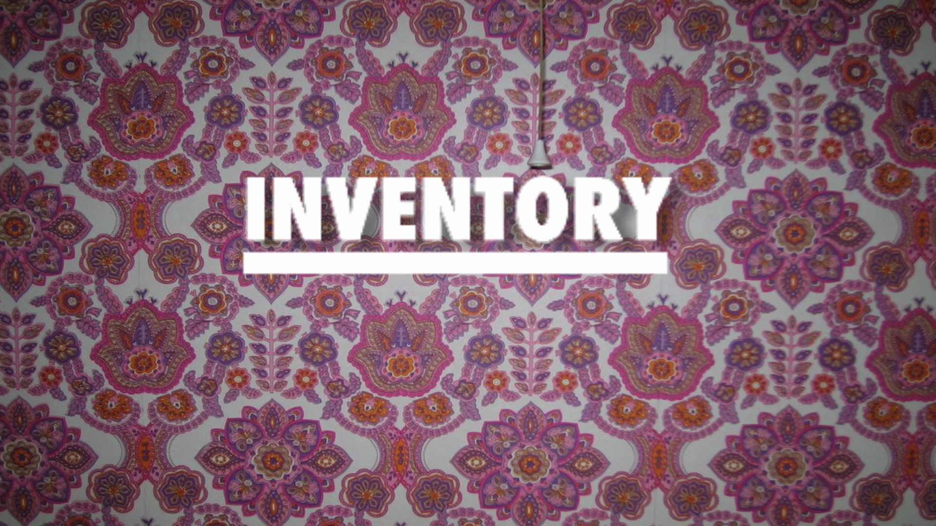 Announcing INVENTORY