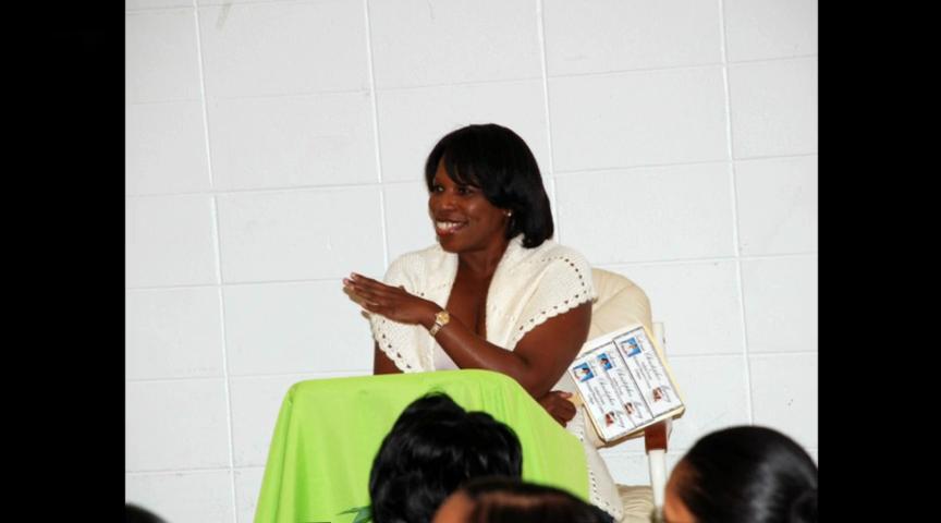 Author V.C. Murray Book Signing Slideshow