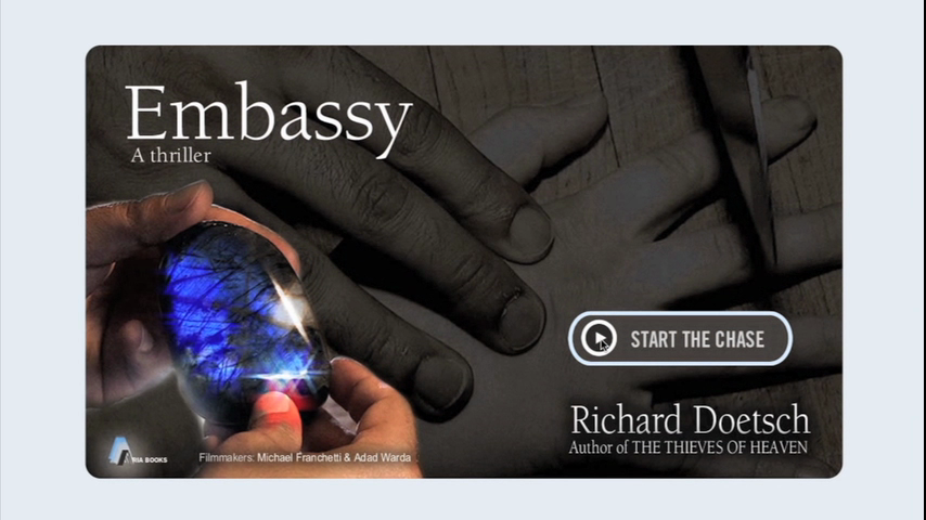 Embassy, watch and read