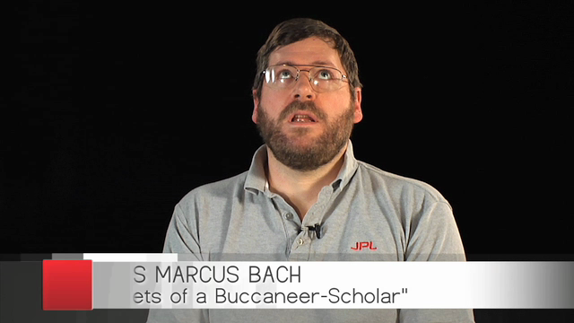 Author James Bach: Secrets of a Buccaneer-Scholar
