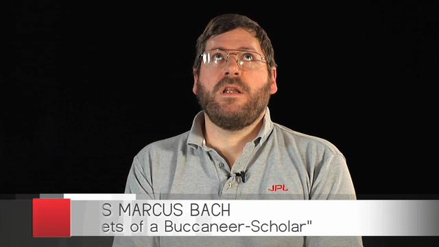 Author James Bach: Secrets of a Buccaneer-Scholar
