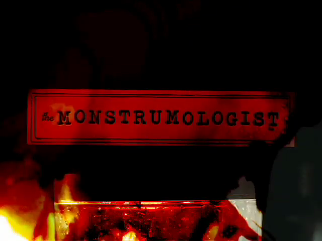Coming soon:  Rick Yancey's The Monstrumologist