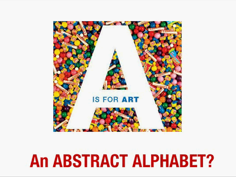 Artist Stephen T. Johnson: A is for Art