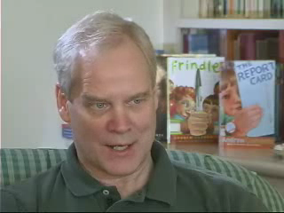 A Conversation with Children's Book Author Andrew Clements Part 5