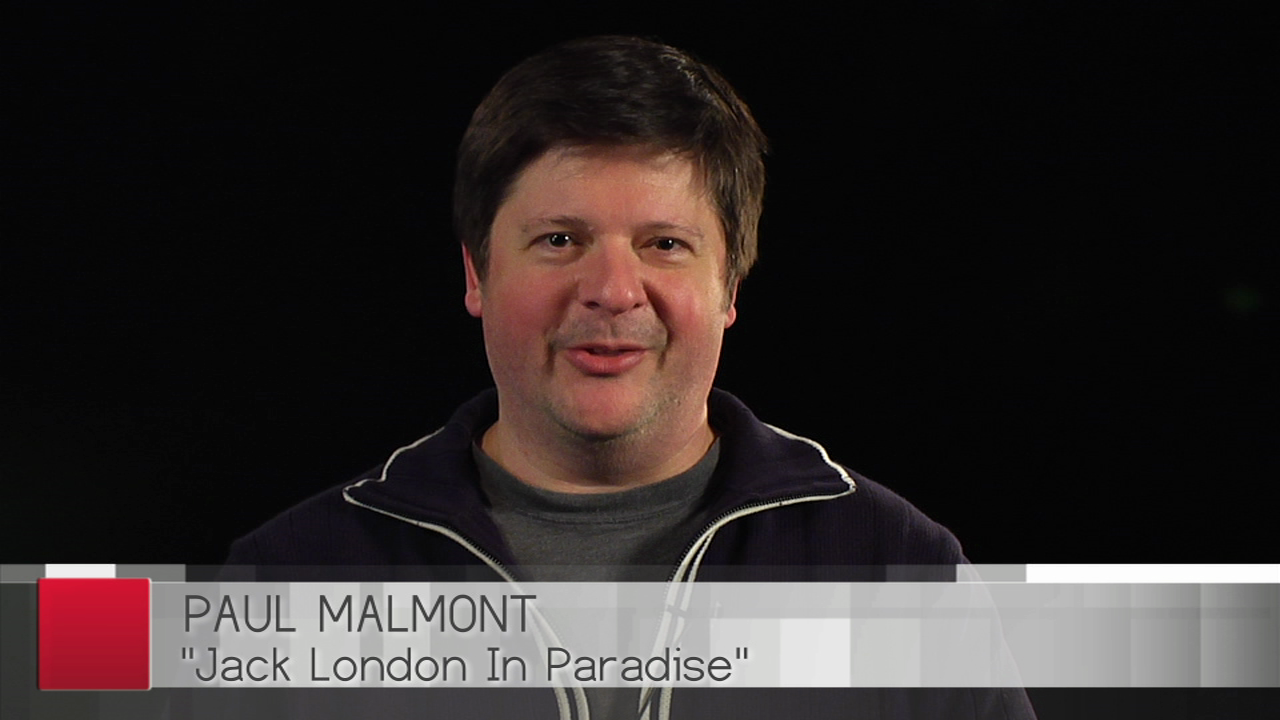 Novelist Paul Malmont: Movie