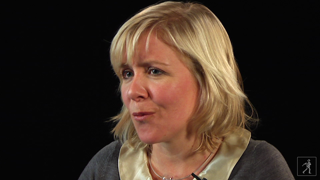 Author Lucy Hawking On George's Cosmic Treasure Hunt