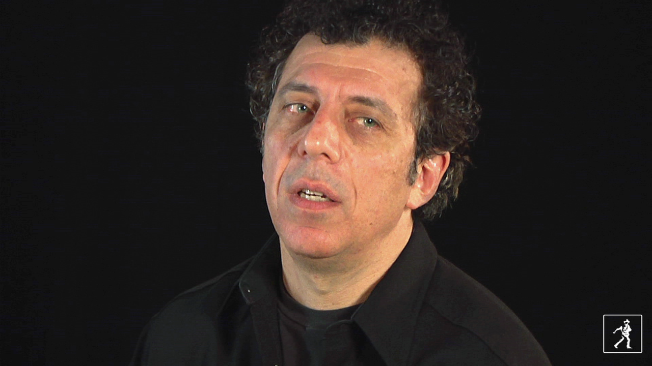 Actor Eric Bogosian Discusses His Book Perforated Heart