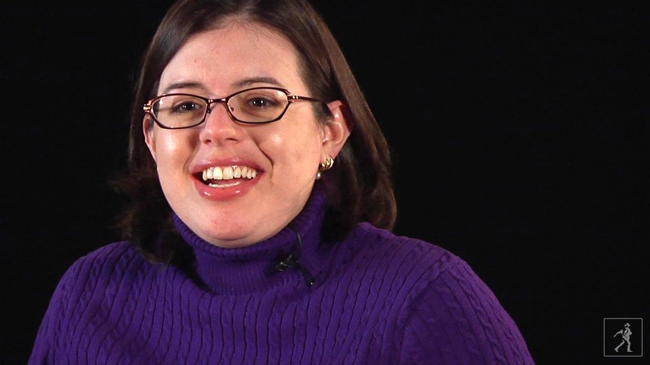Romance Novel Buff Sarah Wendell Talks About Her Favorite TV Show