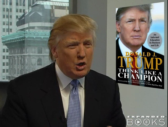 5 Ways Donald Trump Tells You to 'Think Like a Champion'