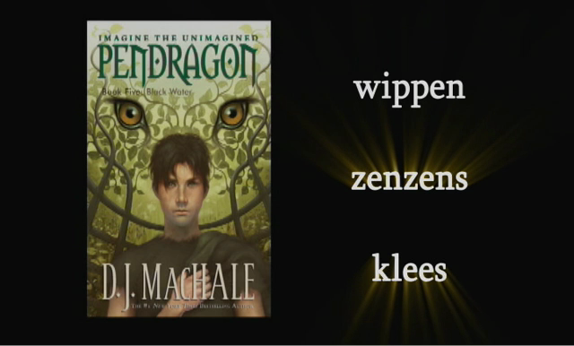 Author D.J. MacHale's Pendragon Pronunciation Guide