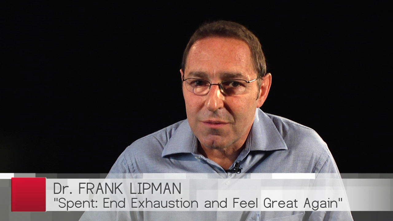 Author Frank Lipman Offers Readers Some Words of Wisdom