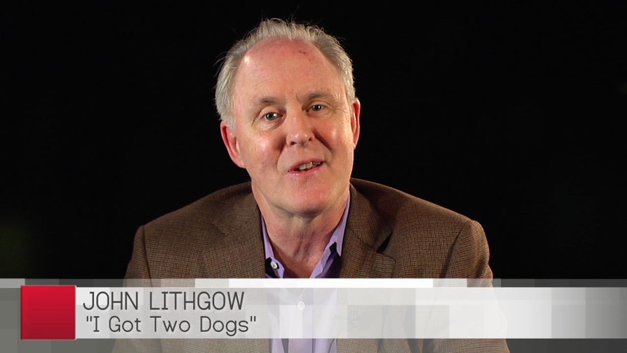Actor and Author John Lithgow Thinks This is His Best Quality