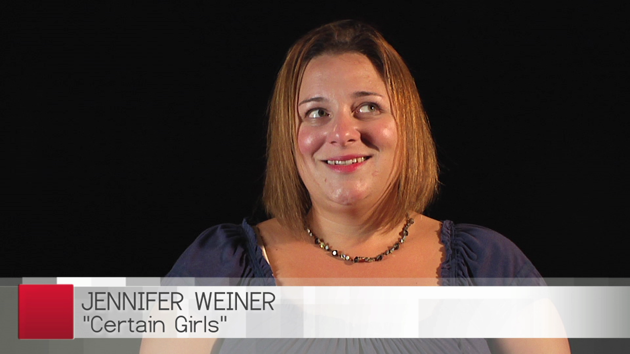 Author Jennifer Weiner Wishes She Had This Talent