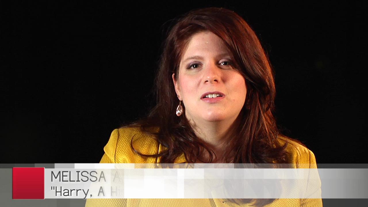 Melissa Anelli Reveals Her Most Noticeable Trait