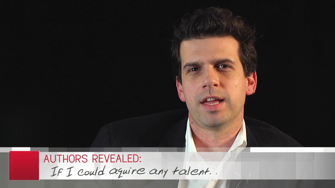 What Talent Does P.J. Bracegirdle Wish He Had? Find Out Now!