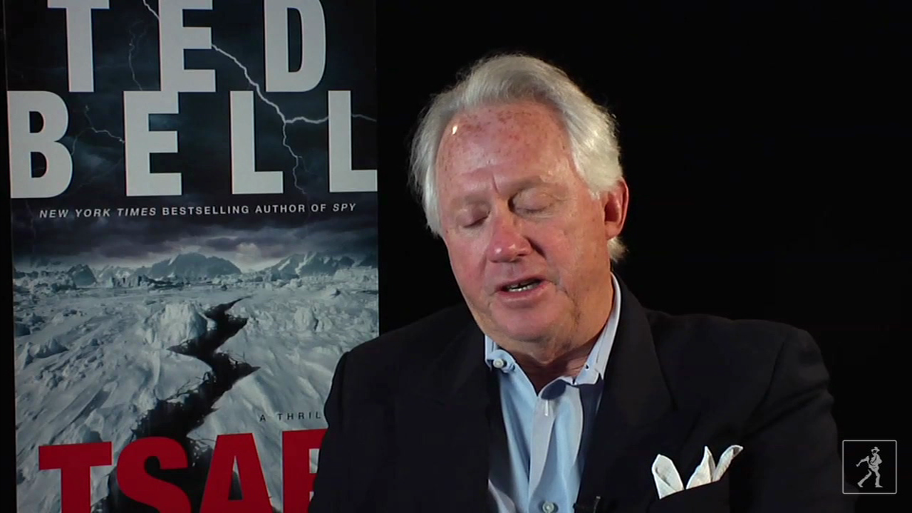 New York Times Bestselling Author Ted Bell Discusses His Latest Thriller Tsar