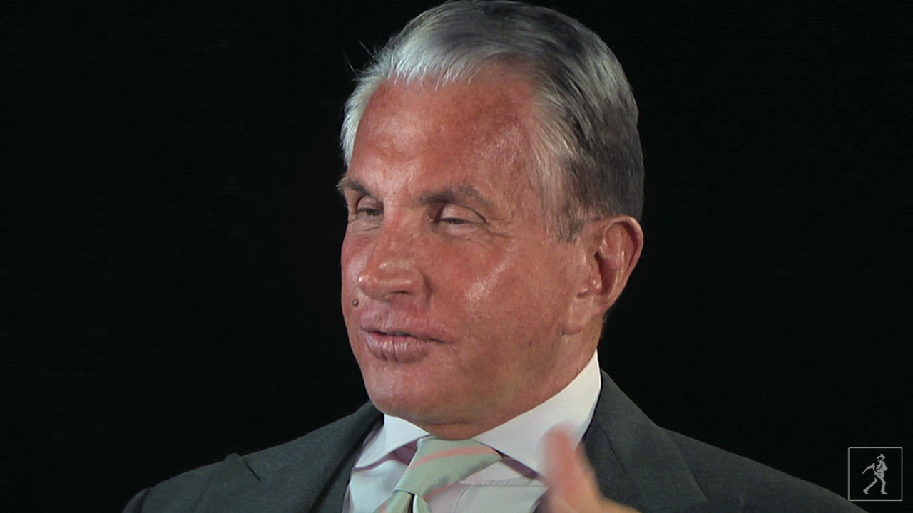Actor George Hamilton Reveals Where He Wants to Be