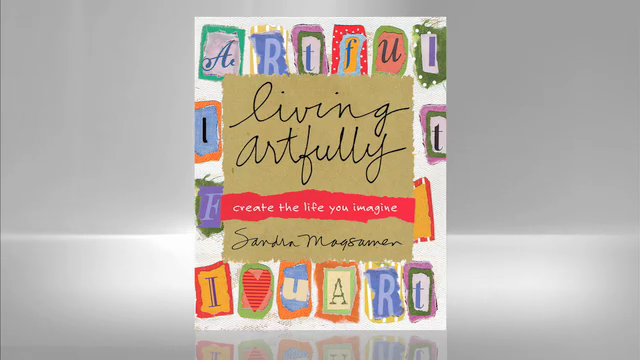 Sandra Magsamen: Living Artfully