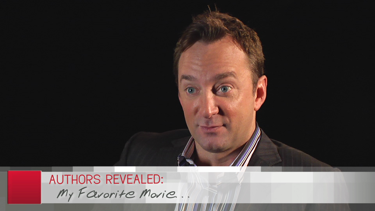 Fashion Guru Clinton Kelly Reveals His Favorite Movie