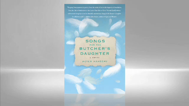 Peter Manseau: Song's for the Butcher's Daughter