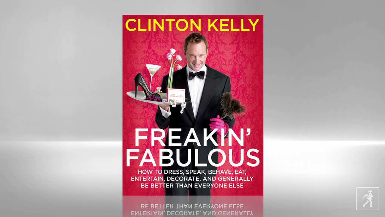 Clinton Kelly's Tips on Being Freakin' Fabulous