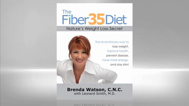 Brenda Watson: The Fiber35 Diet