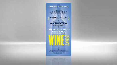 Anthony Dias Blue: Pocket Guide to Wine