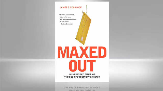 James Scurlock: Maxed Out