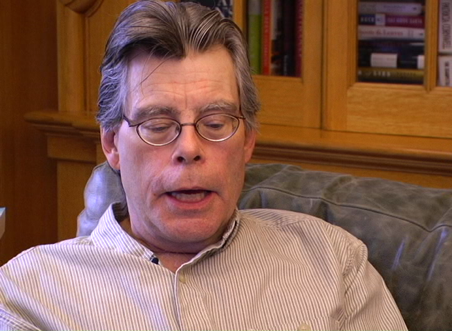 Bestselling Author Stephen King on Florida