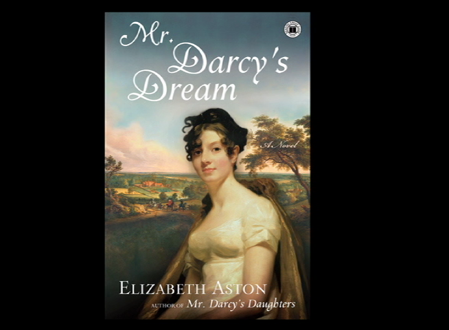 "Meet Elizabeth Aston: ""The Darcy Connection"""