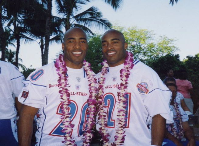 Get to Know Former NFL Running Back Tiki Barber