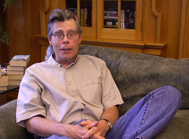 Bestselling Novelist Stephen King Discusses the Art of Storytelling