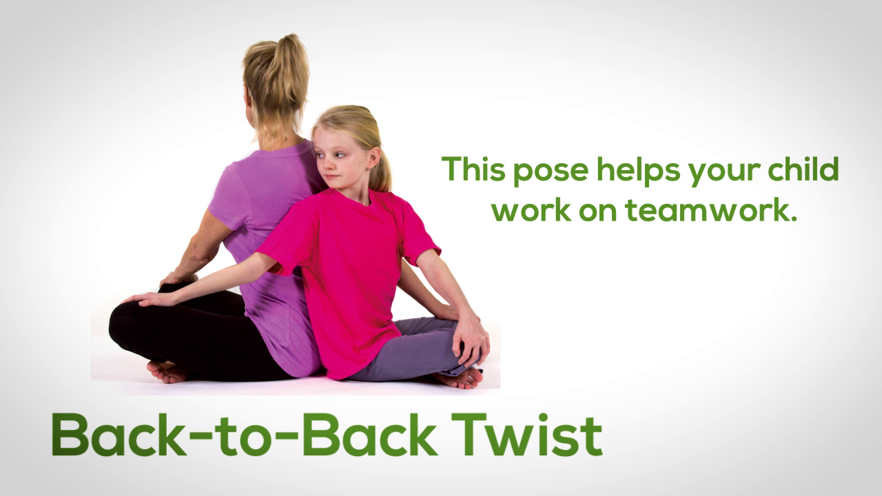 4 Poses to Strengthen Your Child's Body, Mind, & Spirit
