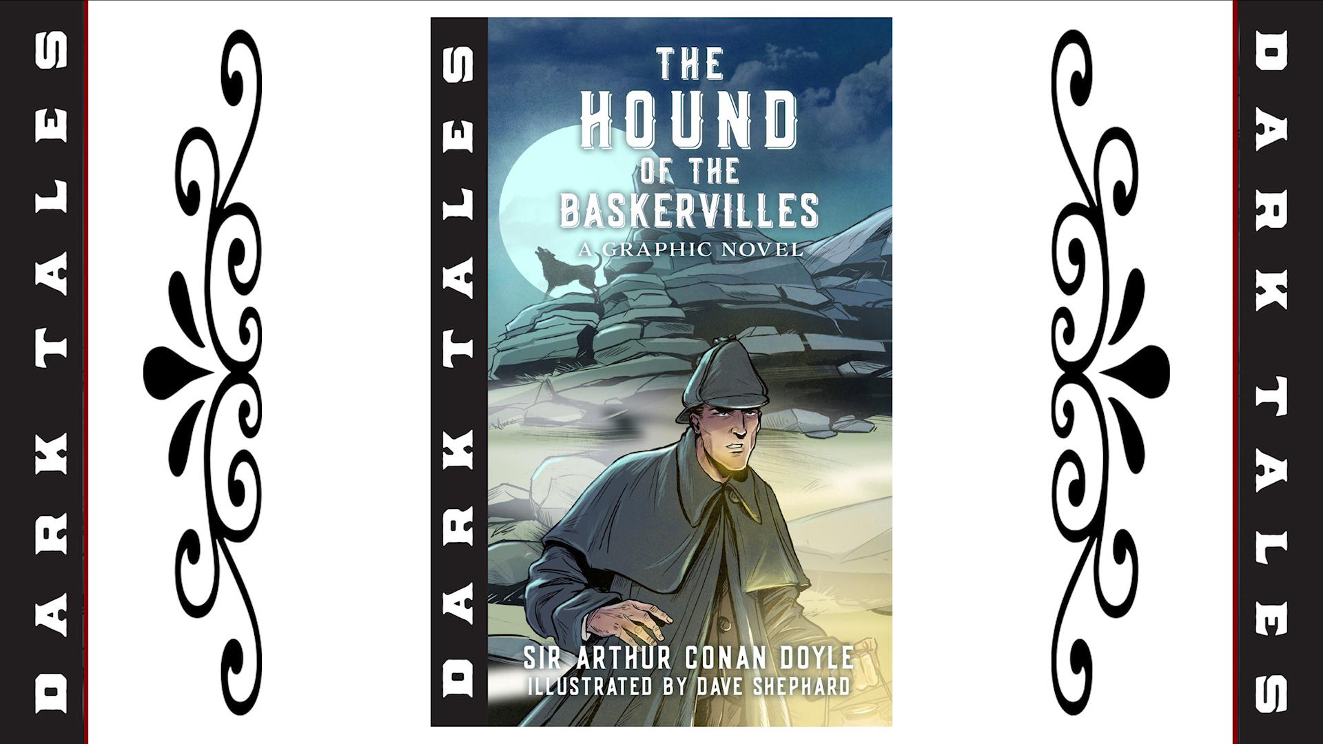 DARK TALES: THE HOUND OF BASKERVILLES