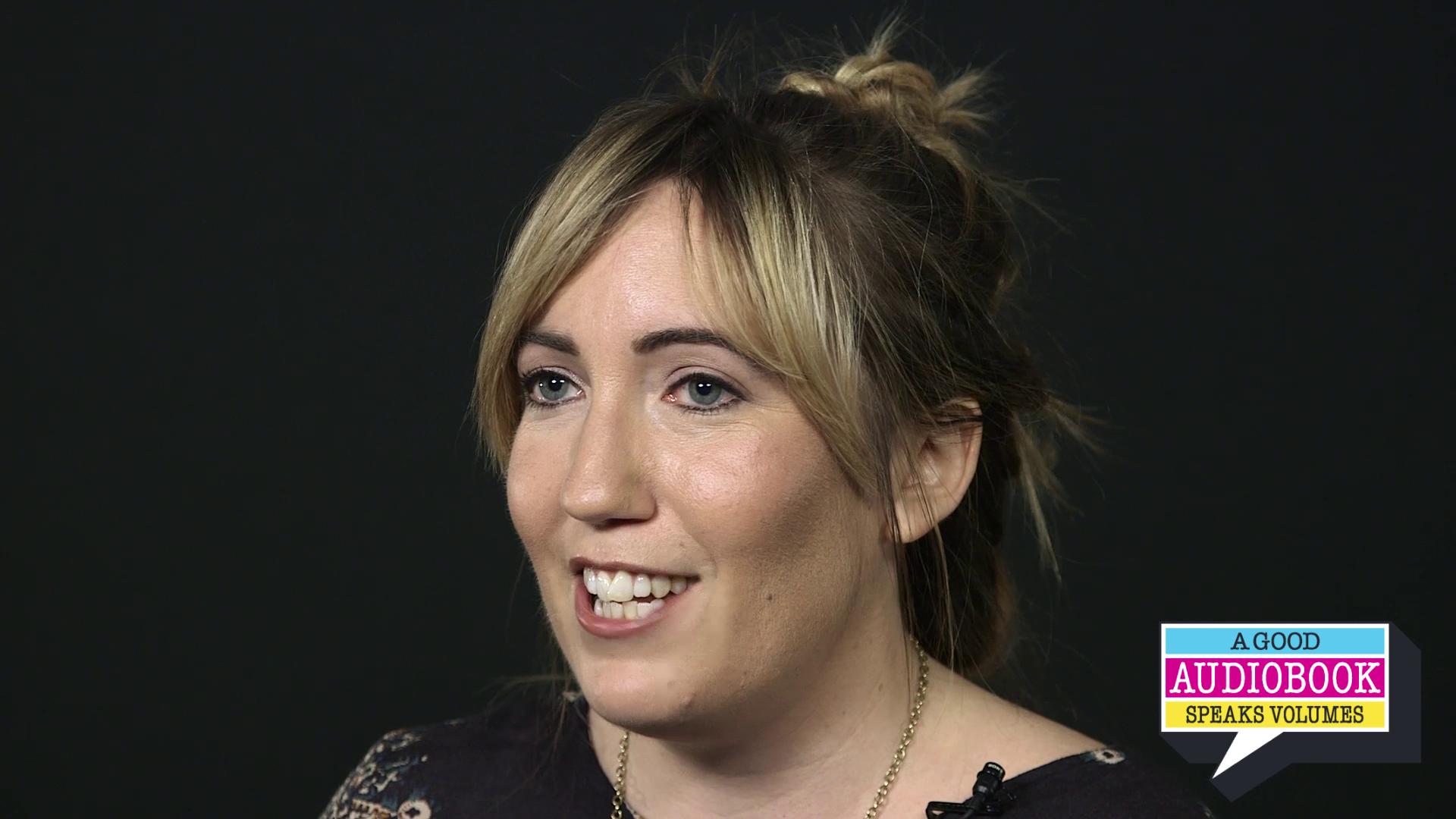 Caroline Kepnes tells us why she loves audiobooks