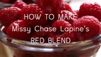 How to Make Missy Chase Lapine's Red Blend, from SNEAKY BLENDS