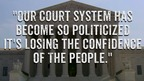 The Politicized Courts