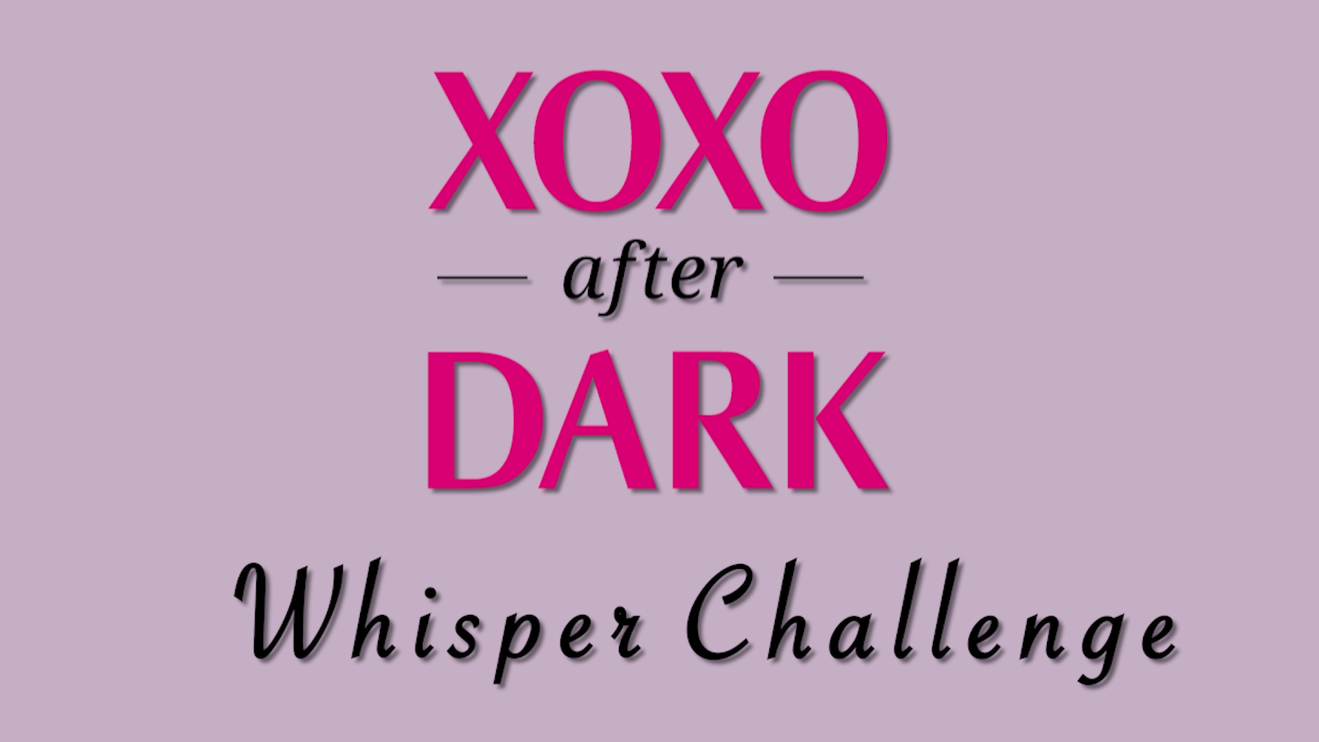 This Whisper Challenge With Julia Kelly Proves Romance Authors Know Bollocks