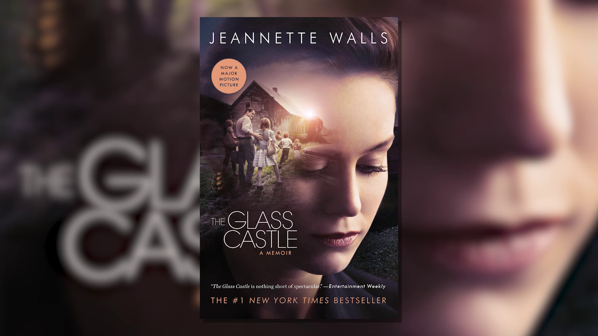 Jeanette Walls Has Never Been Able to Escape From Her Past