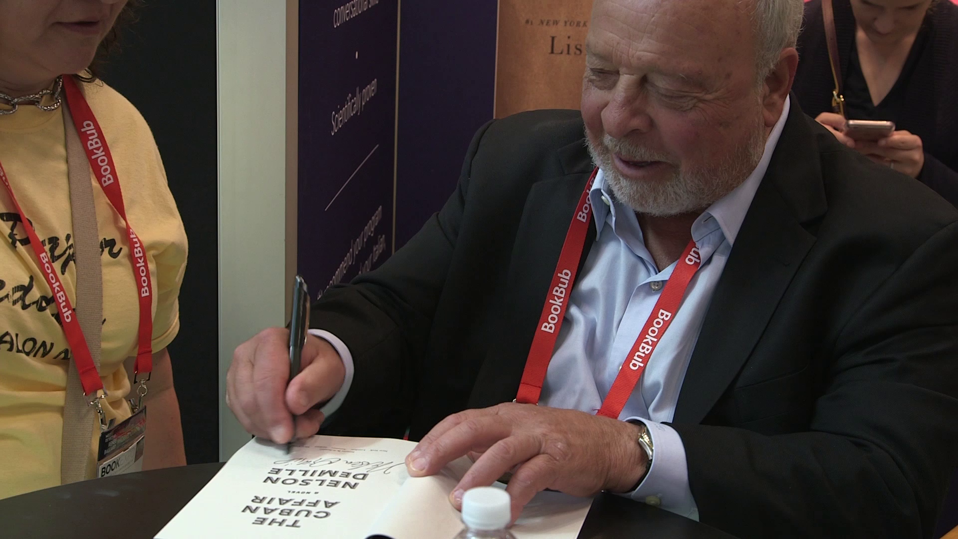 5 Facts About #1 Bestselling Author Nelson DeMille