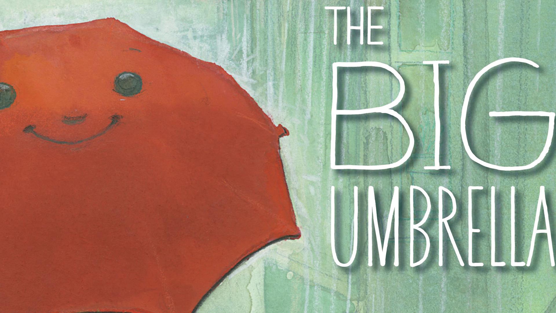 There's Always Room Under The Big Umbrella!