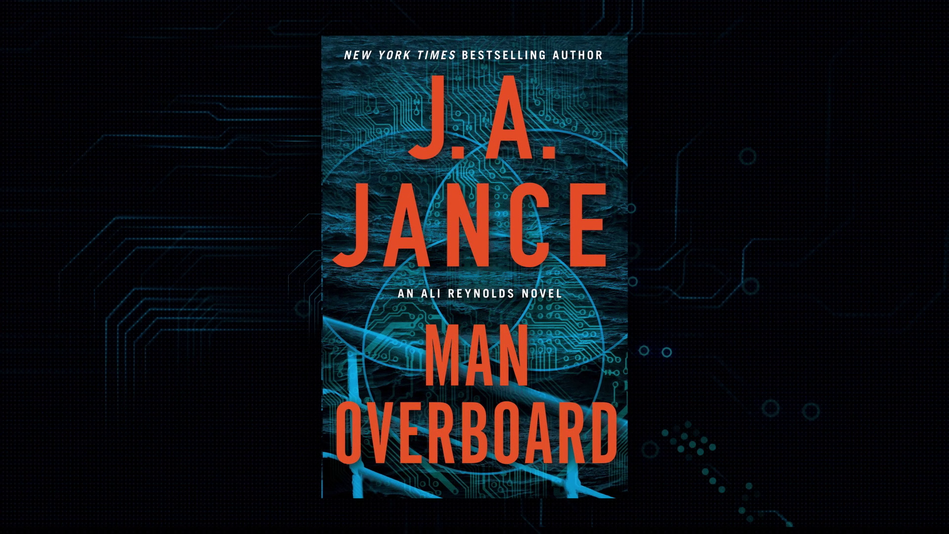 High Stakes on the High Seas: J.A. Jance's Latest Thriller
