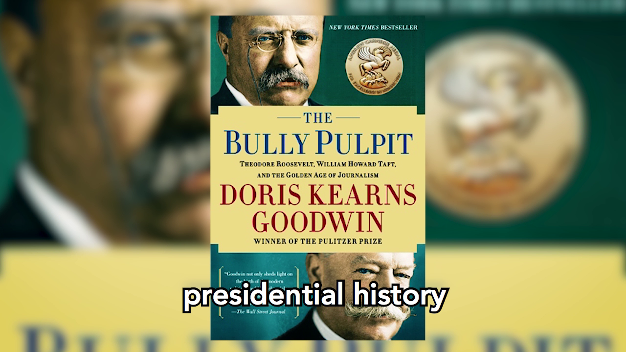 History in Five Recommends: The Books of Doris Kearns Goodwin