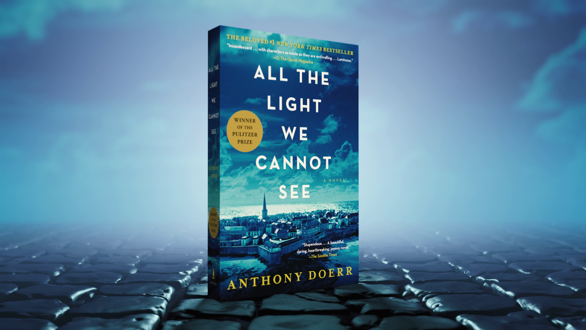 All The Light We Cannot See Book Trailer Pictures