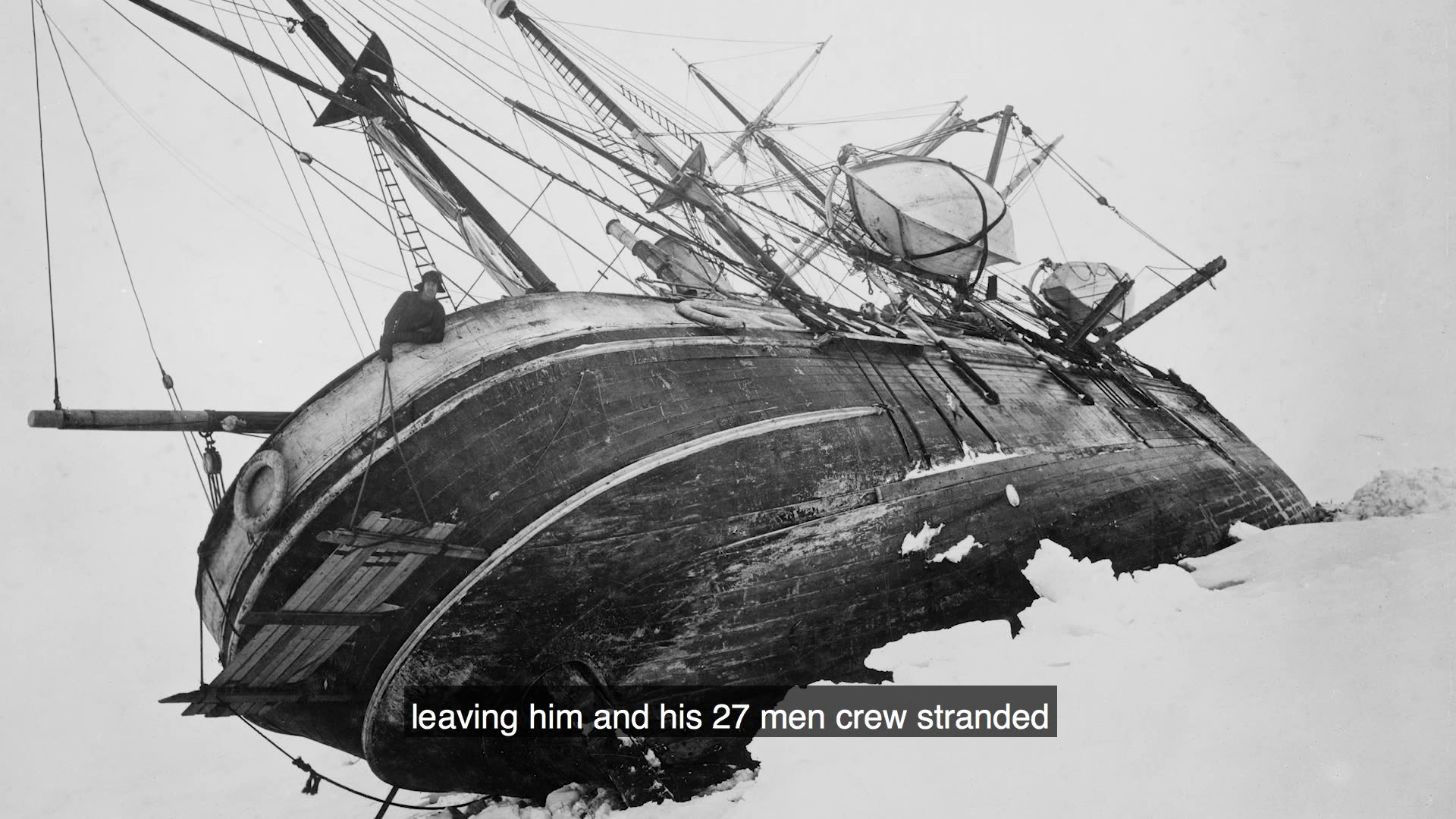 The Fascinating Story of Ernest Shackleton