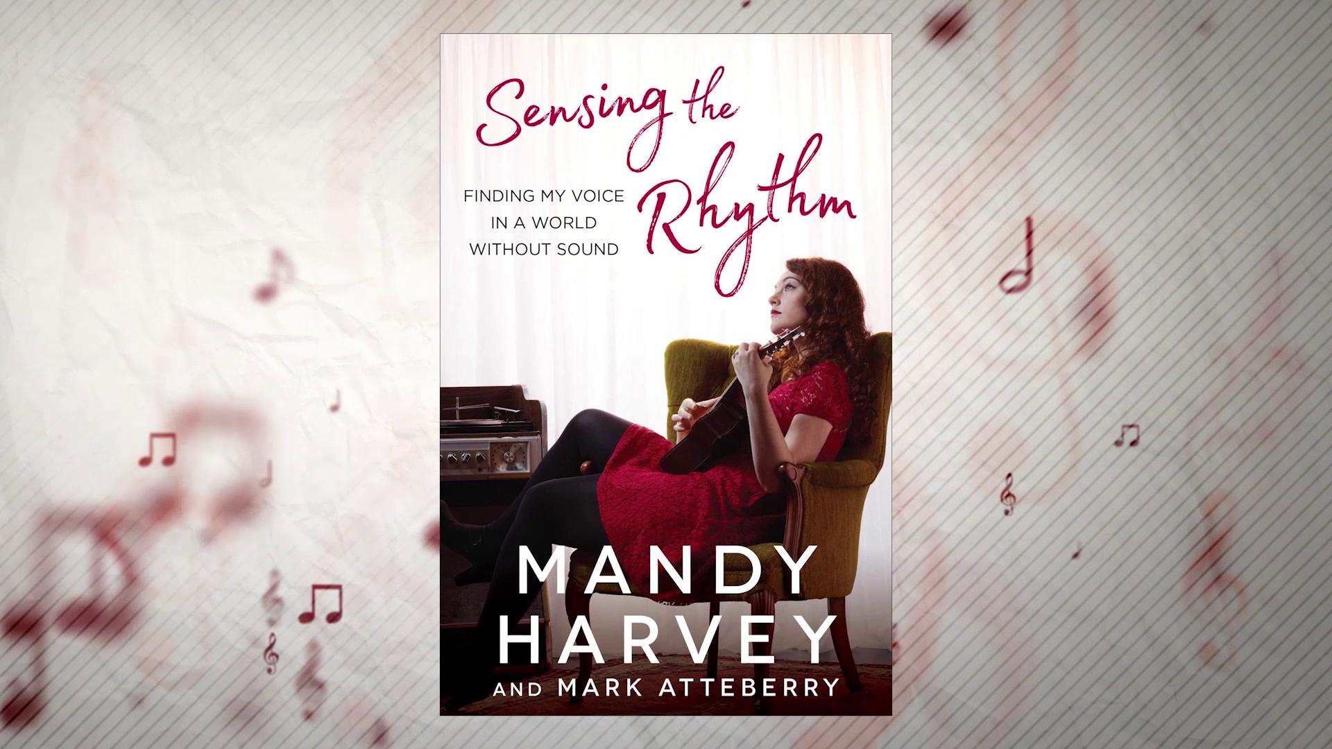 Mandy Harvey on SENSING THE RHYTHM