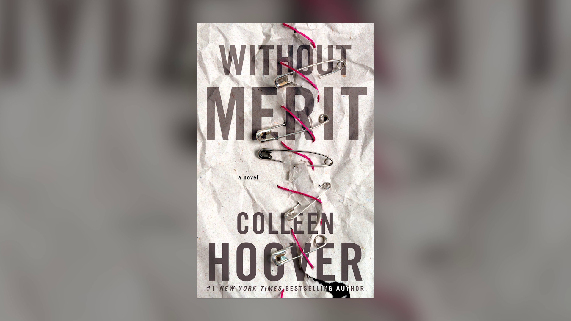 Author Colleen Hoover Gets Real at Book Expo