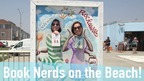 #WhatBeachWhatBook - Book Nerds on the Beach!